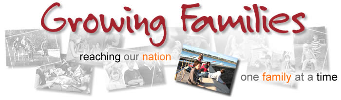 Growing Families Australia - Reaching our nation one family at a time